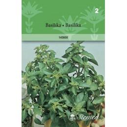 MAUSTEBASILIKA (Ocimum basilicum)
