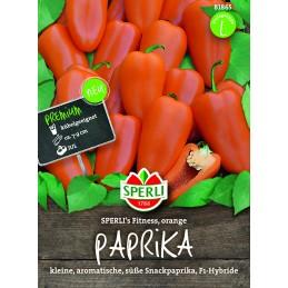 Paprika 'Fitness Orange F1'