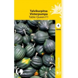 TALVIKURPITSA 'Table Queen F1'