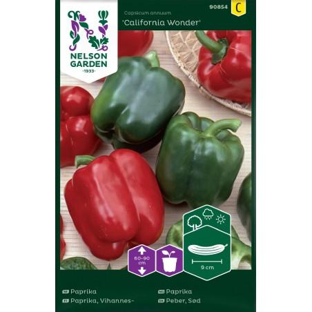 Vihreä Paprika