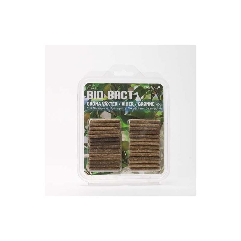 Giva Biobact, viherkasveille