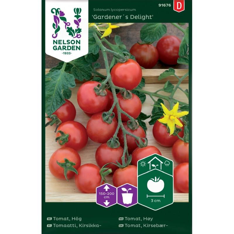 KIRSIKKATOMAATTI 'Gardener's Delight'