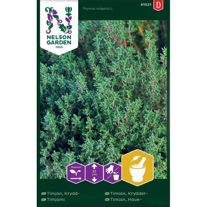 TIMJAMI (Thymus vulgaris)